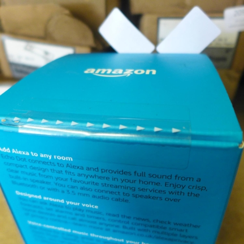 2073 - Amazon Echo Dot - boxed & unused