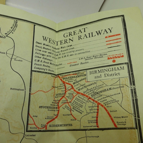 618 - A collection of seven Georgian London newspapers, a railway map and a whistle