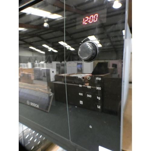 3003 - Bosch Series 4 Built In Microwave - Black (H382xW594xD388), RRP £362.5 inc. VAT - model no:- BFL553M...
