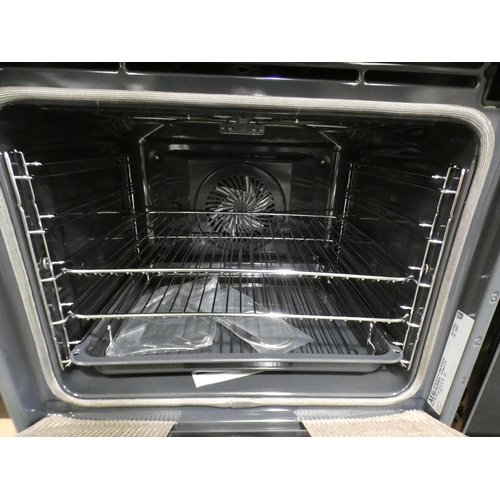 3010 - AEG  Single Pyrolytic Oven with SteamBake (H594xW595xD567), RRP £640.83 inc. VAT - model no:- BPE556...
