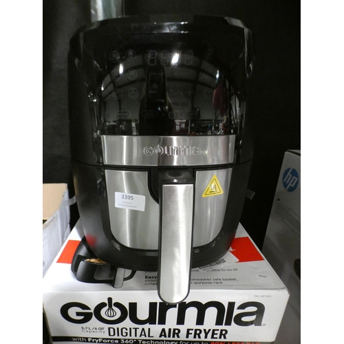 Gourmia Air Fryer     (239-286)  * This lot is subject vat