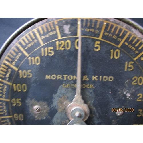 19 - Vintage set of Morton & Kidd scales....