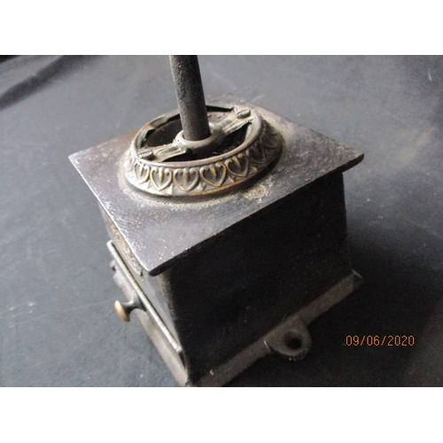 20 - Kendrick and Sons Patent Coffee Mill - antique coffee grinder. A/F...