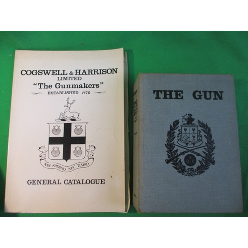 23 - Cogswell & Harrison LTD and the Gunmakers books...