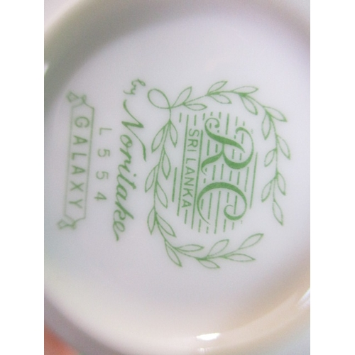 25 - Naritaki Galaxy set of cups and saucers