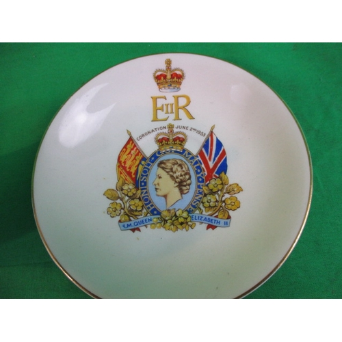 26 - Commemorative Coronation cup and saucer...