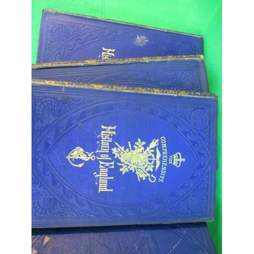58 - The Comprehensive History of England 12 volume book...