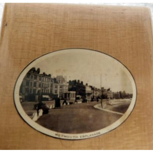 103 - Mauchlineware box