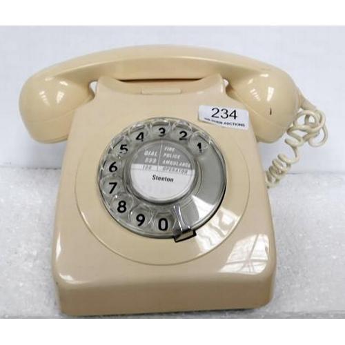 234 - Bakelite BT Telephone