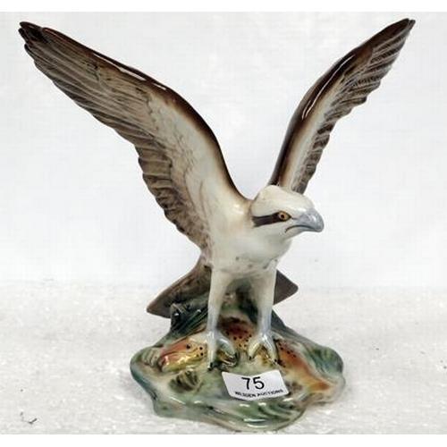 75 - Sylvac Osprey Sea Eagle (No Damage)