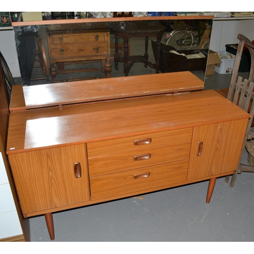 48 - Retro Schreiber dressing table...