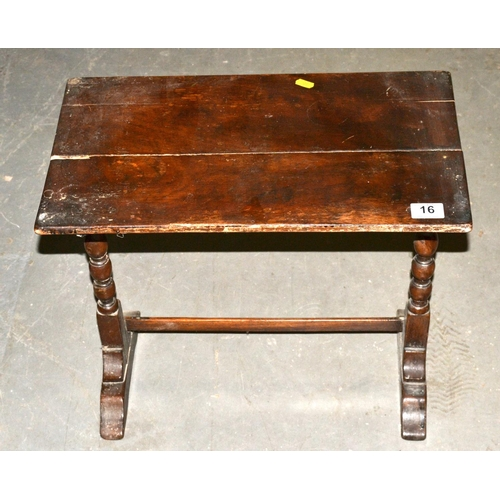 16 - Side table...