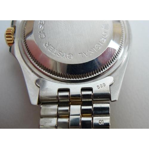 927 - A steel cased Tudor Prince Oysterdate Mini-Sub gentleman's wristwatch, 200m 660ft, circa 1995, the o...