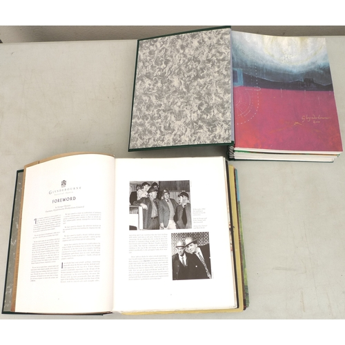 114 - A set of twelve Glyndebourne Festival Opera programme books dating 1989-2000, bridging the period be...