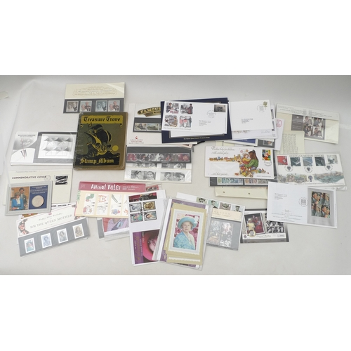 274 - A collection of mostly 20th century stamps and 1st day covers....