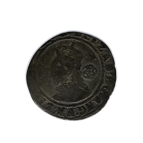50 - An Elizabeth I silver sixpence, 1583, 25mm, 2.4g....