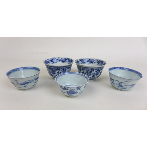 69 - A group of Chinese and other eastern style 18th century and later porcelain and stoneware,  includin...