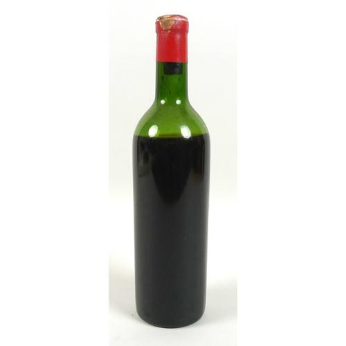 212 - Vintage Wine: a bottle of Chateau Lafite-Rothschild, 1960, Premier Grand Cru Classe, Pauillac, U: bo...