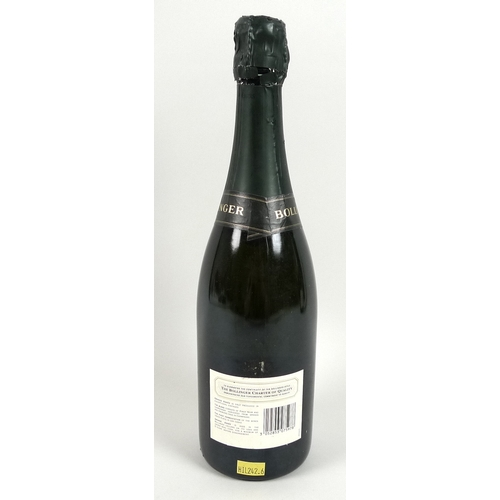 224 - Vintage Champagne: a bottle of Bollinger Champagne, Grande Annee 1990....