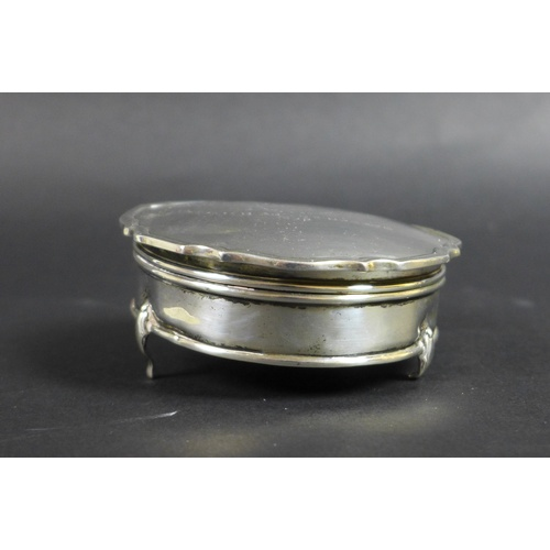 43 - A group of 20th century Malaysian Police presentation silver and silver plated items, comprising a s...