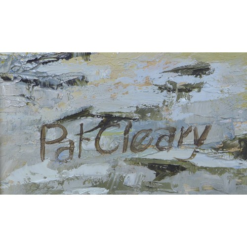 165 - Pat (Patrick) Cleary (British, 20th century): 'A Grand Spot', 1980, signed lower left, titled verso,...