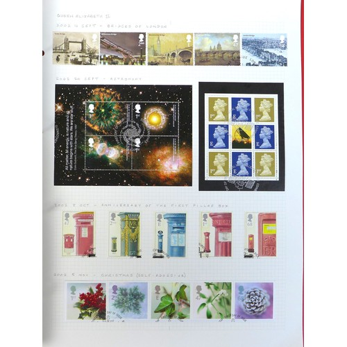 86 - A collection of GB definitive stamps and First Day Covers, QV 1841 to QEII 2020, including three Pen...