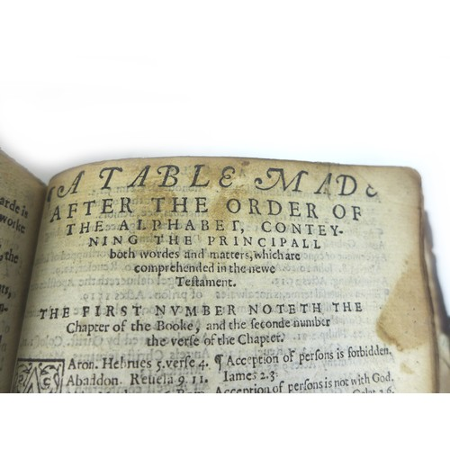 143 - A 1642 Book of Common Prayer, with wood-engraved title, 8vo, London: Robert Barker, bearing contempo...