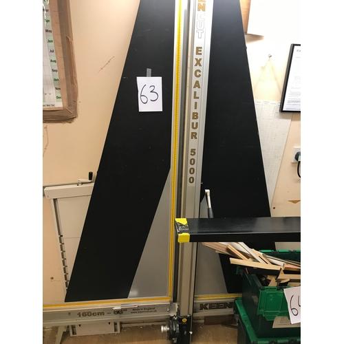 63 - Keencut Excalibur 5000 160cm-63inches....
