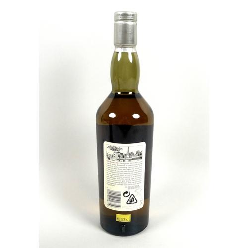 192 - Vintage Whisky: a bottle of Rosebank single malt Scotch whisky, Rare Malts Selection, 20 years, dist...