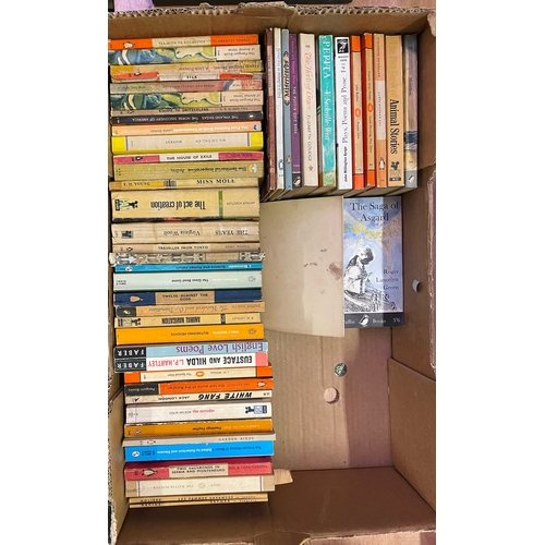 52 - Box of Penguin and Vintage Paperbacks...