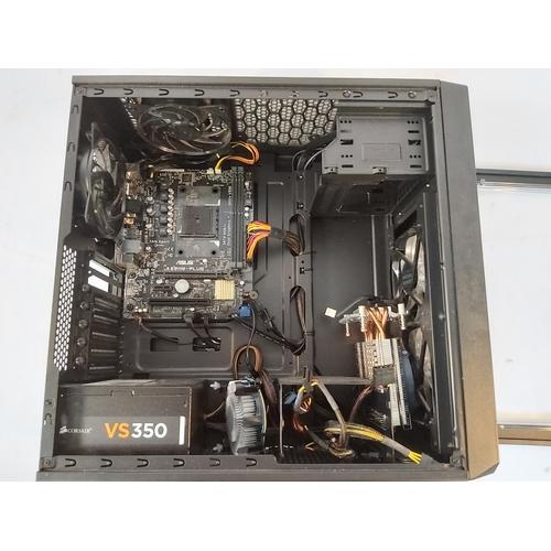 10 - PCSpecialist Computer Console