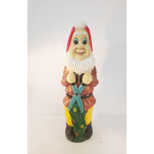 132 - K.W.Linfoot Garden Gnome