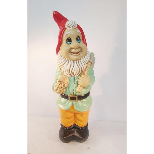 133 - K.W.Linfoot Garden Gnome