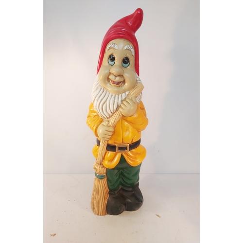 134 - K.W.Linfoot Garden Gnome