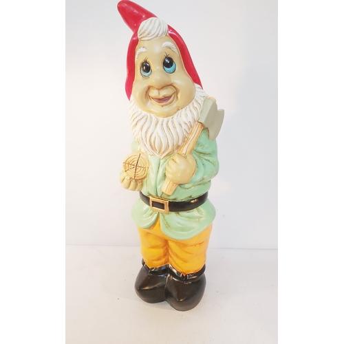 136 - K.W.Linfoot Garden Gnome