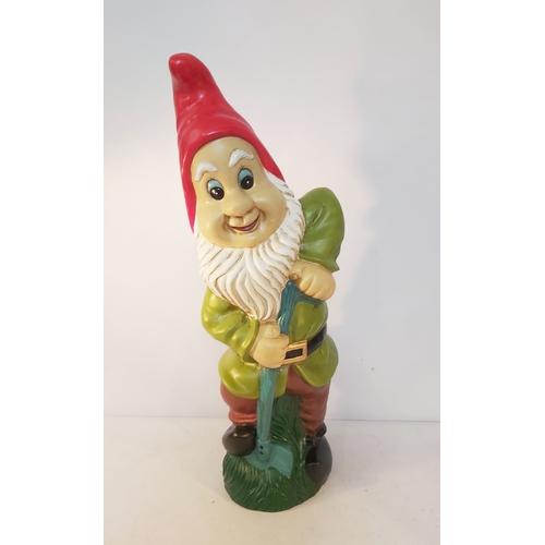 137 - K.W.Linfoot Garden Gnome