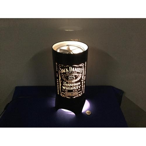 2 - Jack Daniels Lamp...