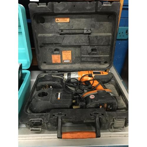 47 - boxed 18v drill...