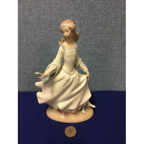57 - Lladro Cinderella figurine...