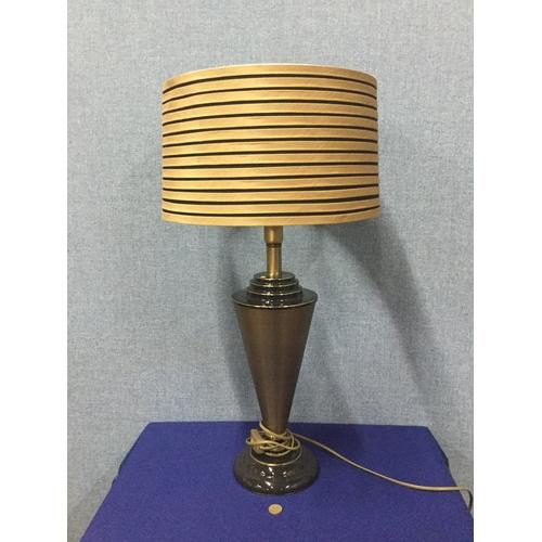 20 - Modern table lamp...