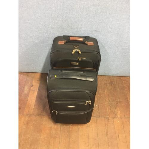 50 - 2 suitcases...
