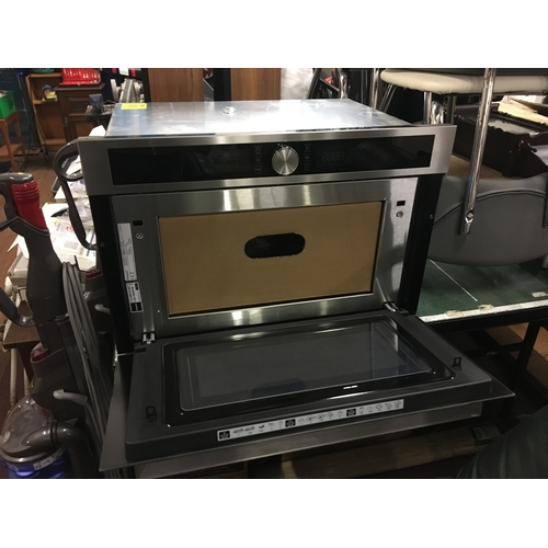 6 - New Hotpoint oven...