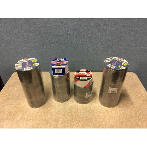 23 - selection of heavy duty tape etc...