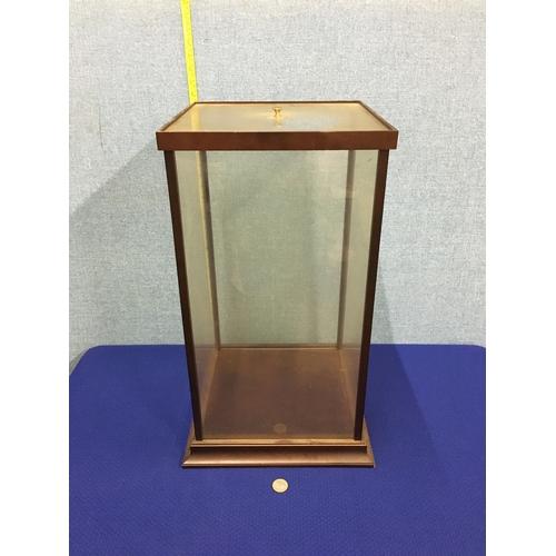 19 - Vintage display case....
