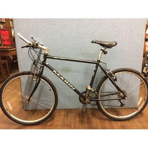 34 - Bear Valley Marin mountain bike....