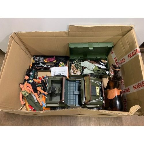 11 - Selection of Action Men Items to include clothes and accessories....