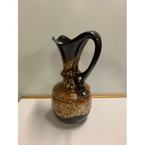 38 - Large vintage, West German  jug/vase. 55cm tall...