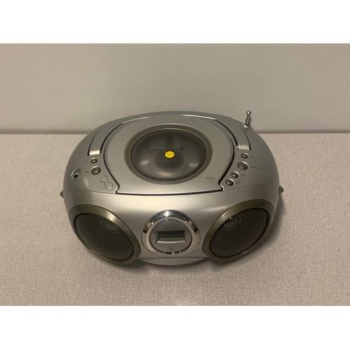 503 - Portable CD player....