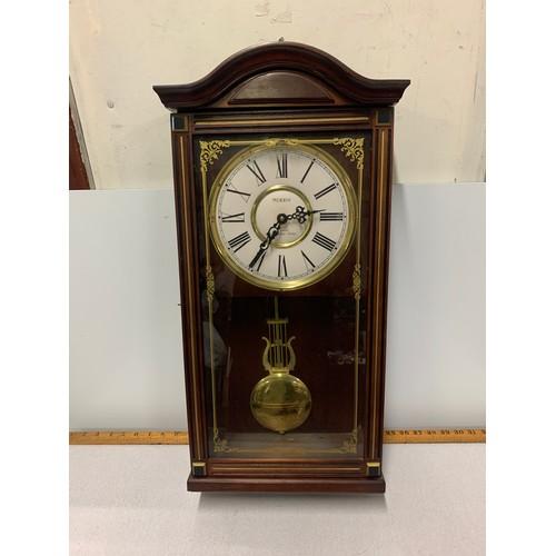 546 - President wall clock....