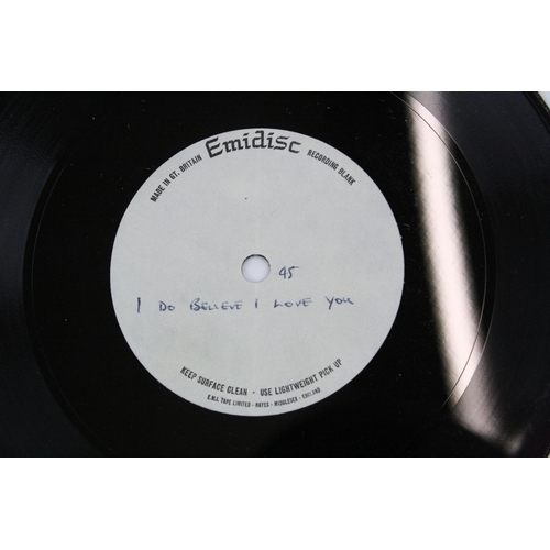 5 - <p>Vinyl - David Bowie - I Do Believe I Love You - a unique, unreleased and never before heard 1966 ...